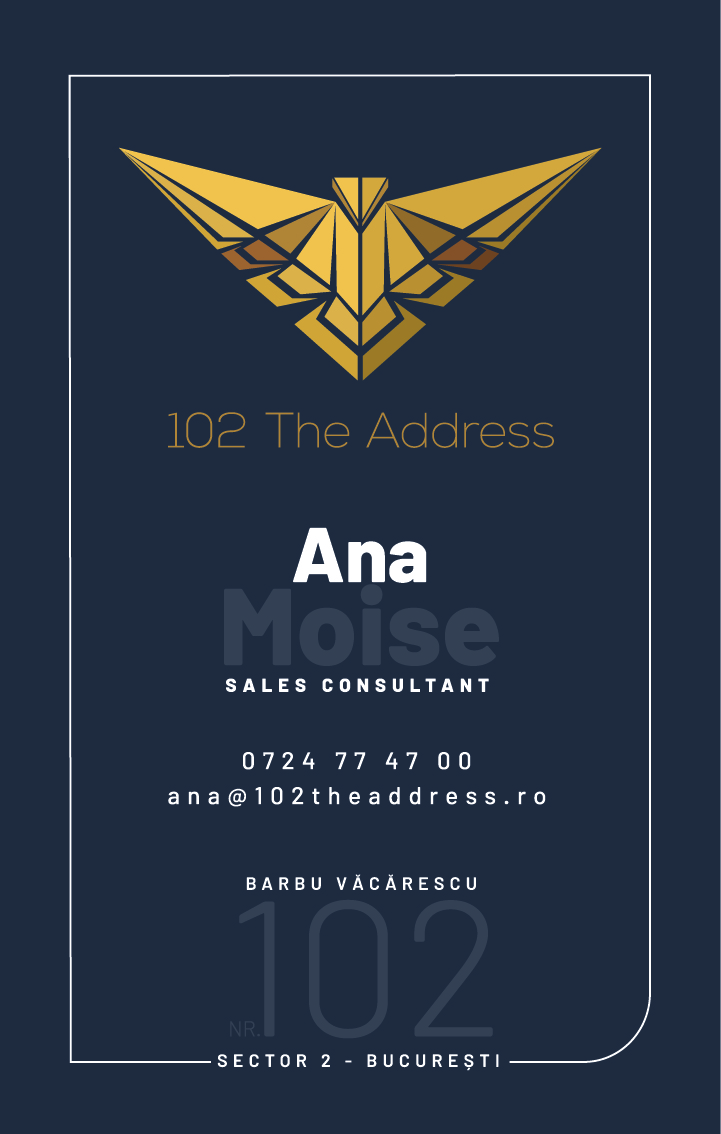 102 The Address branding imobiliare